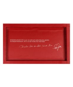 Zotter 04 red gift box