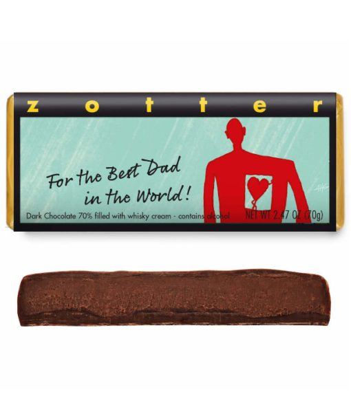 """""""For the Best Dad of the World"""""""