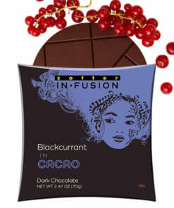 Blackcurrant in Cacao