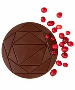 Cranberry in Cacao
