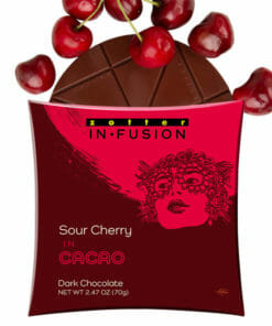 Sour Cherry in Cacao